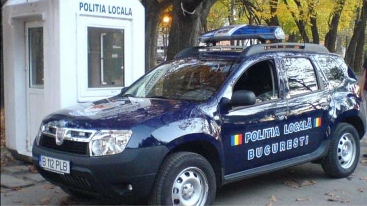 Politia locala in municipiul Bucuresti